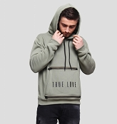 HOODIE TRUE LOVE PURE HATE MAN