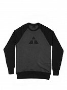 TRINITY Shadow Crewneck